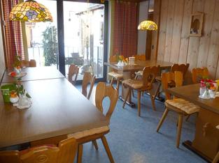 Sala comune/Sala colazione